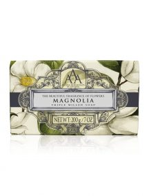 Aromas Artesanales De Antigua AAA Floral Soap Bar - Triple Milled - Magnolia