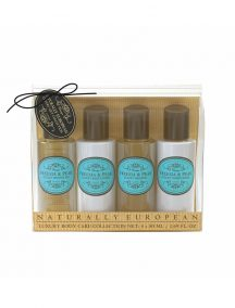 Naturally European Travel Collection Freesia and Pear