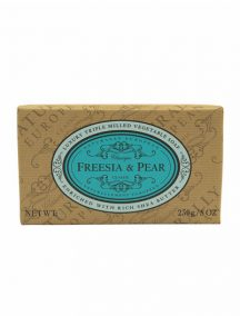 Naturally European Triple Milled Soap Freesia and Pear
