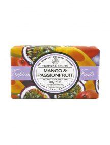 Tropical Fruits Triple Milled Soap - Mango & Passion Fruit