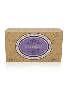 Naturally European Luxury Triple Milled Vegetable Soap - Lavender