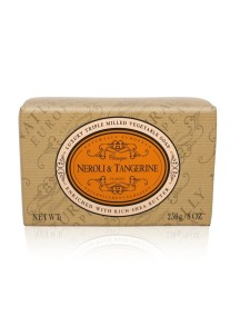 Naturally European Luxury Triple Milled Vegetable Soap - Neroli & Tangerine