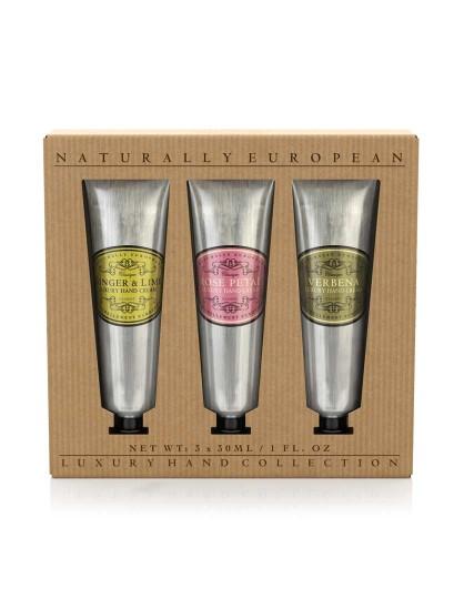 Naturally European Mini Hand Creams Collection