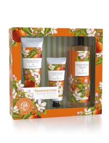 Penningtons Hand and Body Collection - Orange Blossom Gift Set