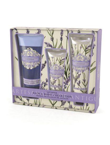 Aromas Artesanales de Antigua AAA Floral Bath & Body Collection - Lavender