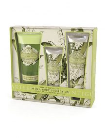 Aromas Artesanales de Antigua AAA Floral Bath & Body Collection - Lily of the Valley