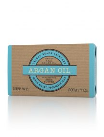 Delray Beach Triple Milled Vegetable Soap Bar - Argan Oil