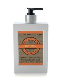Delray Beach Hand and Body Lotion - Honey