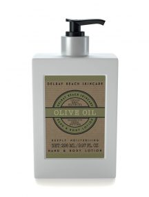 Delray Beach Hand and Body Lotion - Olive Oil