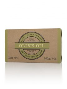 Delray Beach Triple Milled Vegetable Soap Bar - Olive Oil
