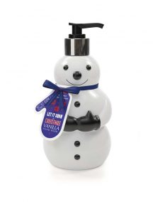 Festive Hand Wash Snowman
