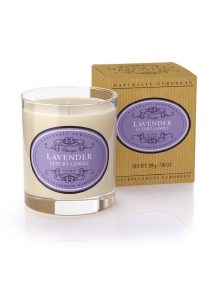 Naturally European Luxury Scented Candle Lavender