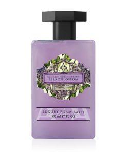 Aromas Artesanales De Antigua AAA Floral Foam Bath - Lilac Blossom