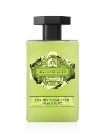 Aromas Artesanales De Antigua AAA Floral Foam Bath - Lily of the Valley