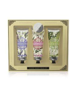 Aromas Artesanales De Antigua AAA Assorted Floral Hand Creams
