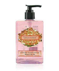 Aromas Artesanales De Antigua AAA Floral Hand Wash - Lotus Flower