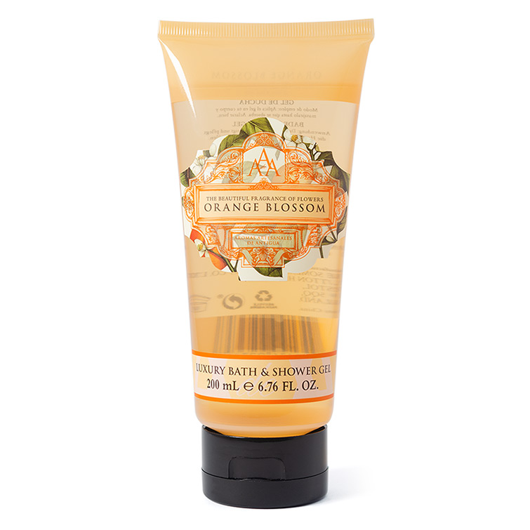 Aromas Artesanales De Antigua AAA Floral Shower Gel - Orange Blossom
