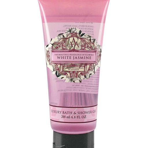 Aromas Artesanales De Antigua AAA Floral Shower Gel - White Jasmine