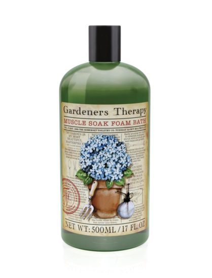 Gardeners Therapy Muscle Soak Foam Bath