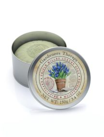 Gardeners Therapy Triple Milled Exfoliating Soap