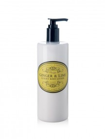Naturally European Luxury Body Lotion - Ginger & Lime