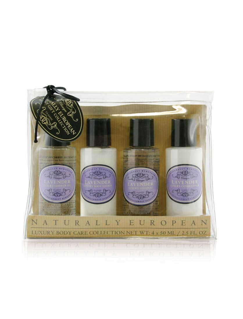 Naturally European Travel Toiletries Collection - Lavender