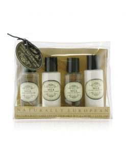Naturally European Travel Toiletries Collection - Milk