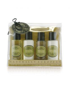 Naturally European Travel Toiletries Collection - Verbena