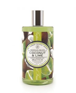 Tropical Fruits Bath and Shower Gel - Coconut & Lime