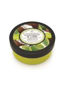 Tropical Fruits Body Cream - Coconut & Lime