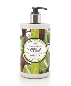Tropical Fruits Hand and Body Lotion - Coconut & Lime