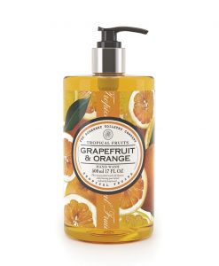 Tropical Fruits Hand Wash - Grapefruit & Orange