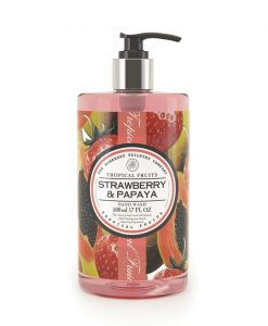 Tropical Fruits Hand Wash - Strawberry & Papaya