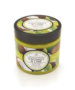 Tropical Fruits Sugar Scrub - Coconut & Lime
