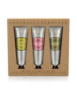 Naturally European Mini Hand Creams Collection