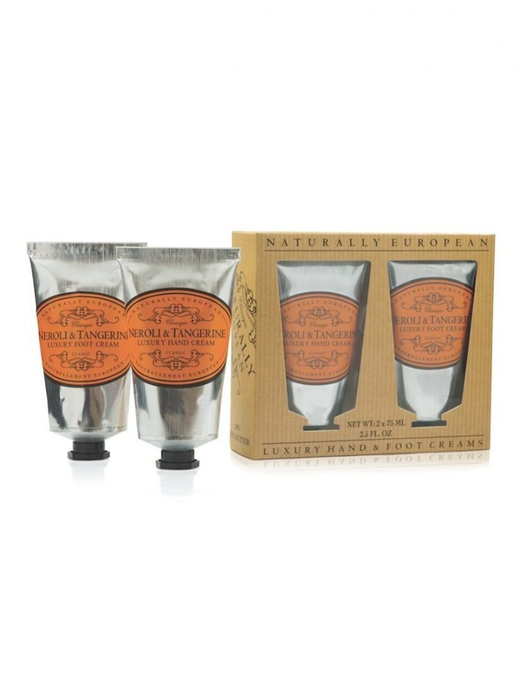 Naturally European Hand and Foot Collection - Neroli & Tangerine