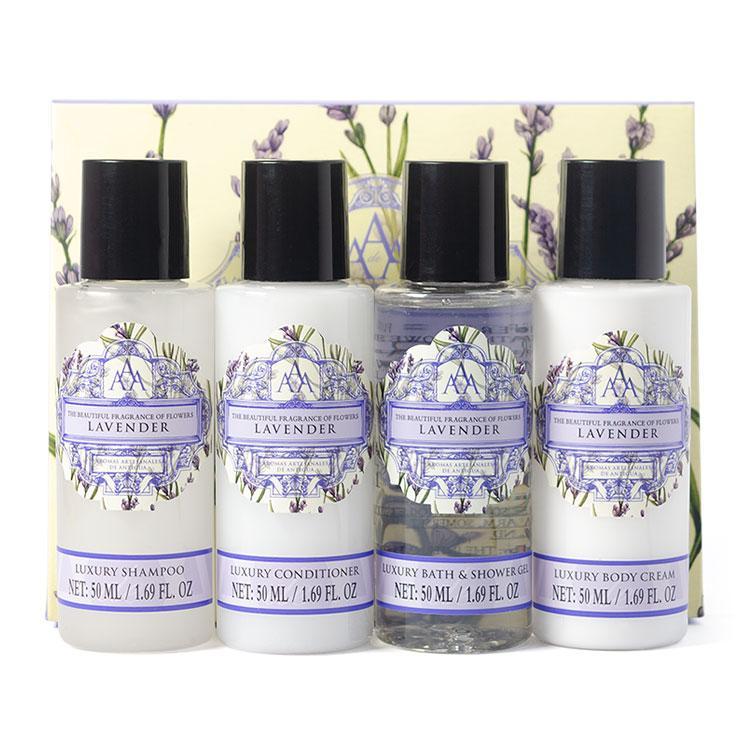 Aromas Artesanales de Antigua Travel Collection - Lavender