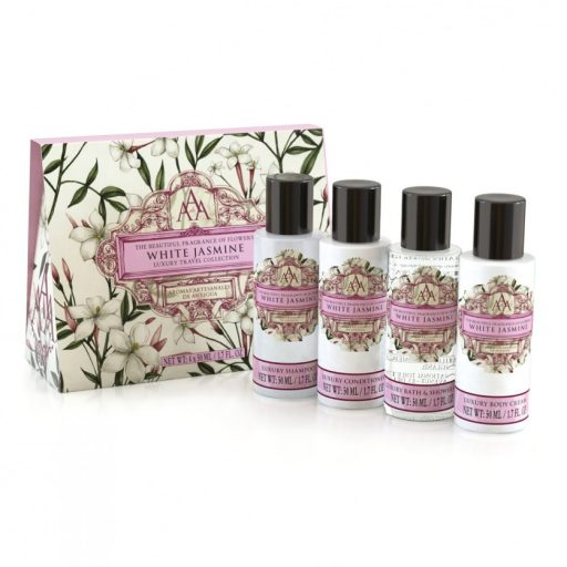 Aromas Artesanales de Antigua Travel Collection - White Jasmine