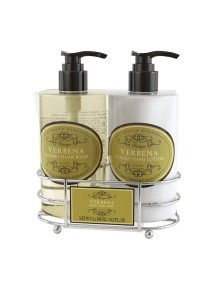 Naturally European Luxury Hand Care Caddy - Verbena