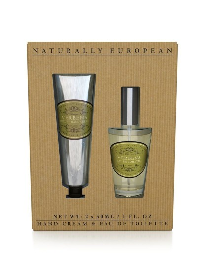 Naturally European Hand Cream & Fine Fragrance Bespoke Collection - Verbena - Eau de Toilette
