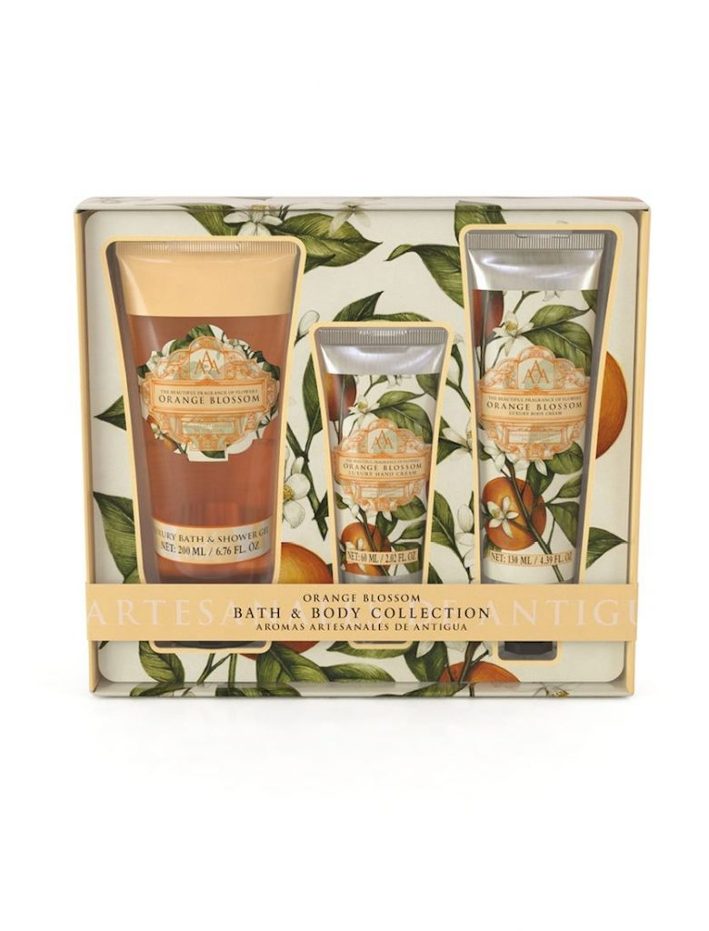 Aromas Artesanales de Antigua AAA Floral Bath & Body Collection - Orange Blossom