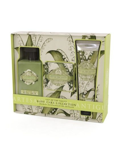 Aromas Artesanales de Antigua Body Care Gift - Lily of the Valley