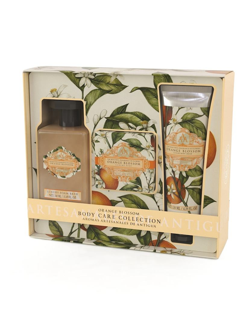 Aromas Artesanales de Antigua Body Care Gift - Orange Blossom