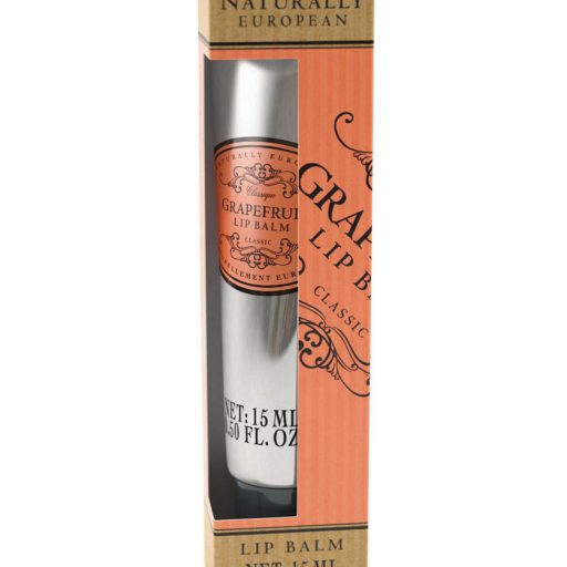 Naturally European Lip Balm Grapefruit