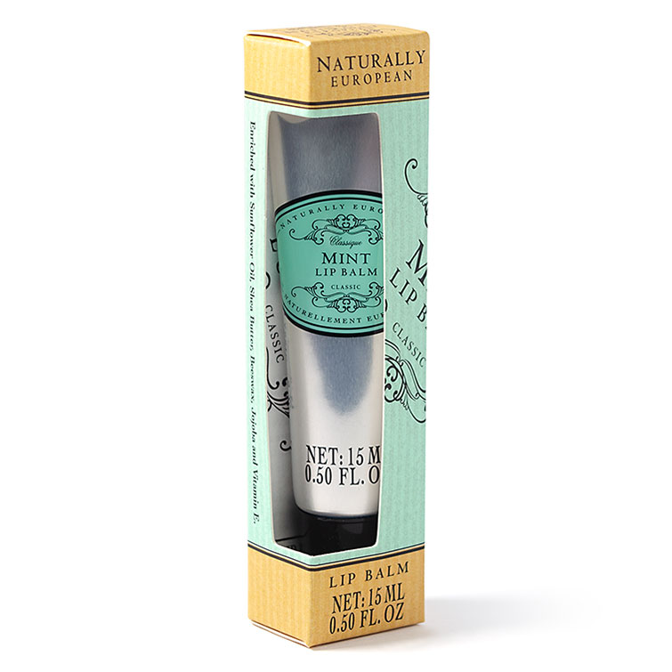 Naturally European Lip Balm Mint