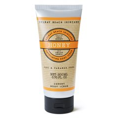 Delray Beach Exfoliating Body Scrub - Honey