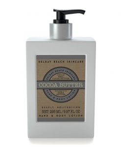 Delray Beach Hand and Body Lotion - Cocoa Butter