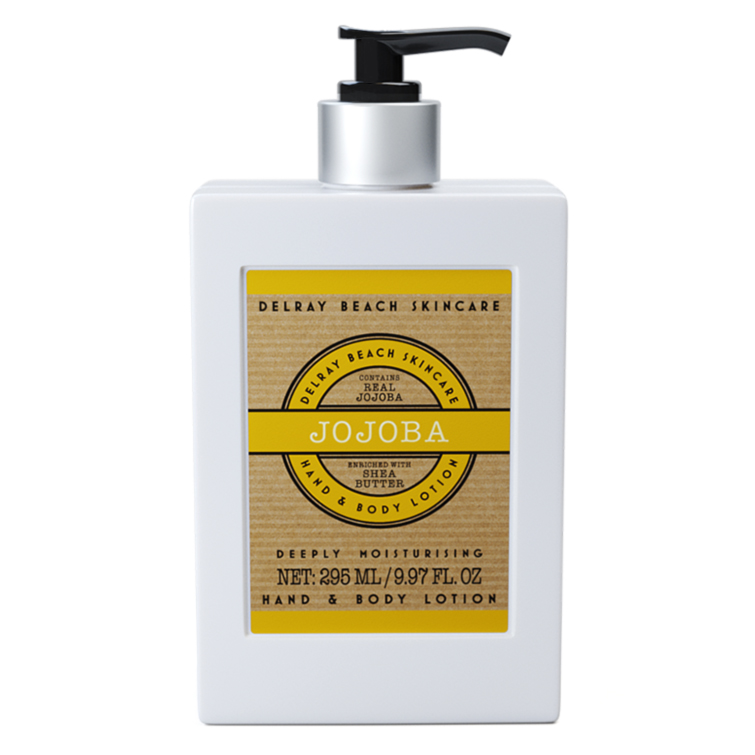 Delray Beach Hand and Body Lotion - Jojoba