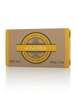 Delray Beach Triple Milled Vegetable Soap Bar - Jojoba