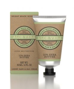 Delray Beach Luxury Hand and Nail Cream - Aloe Vera